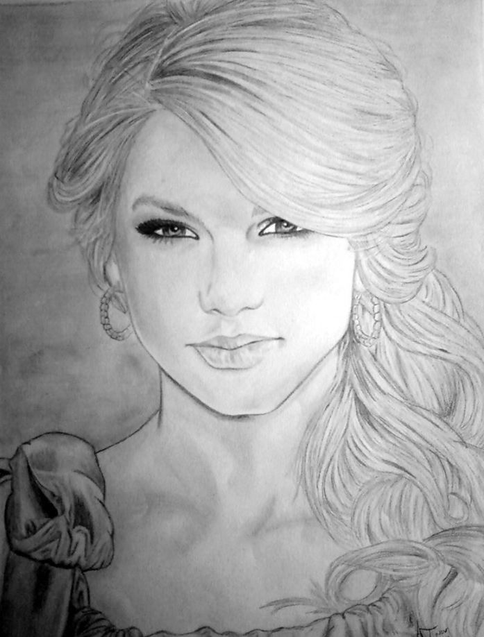 fantastic taylor swift coloring pages printable images example