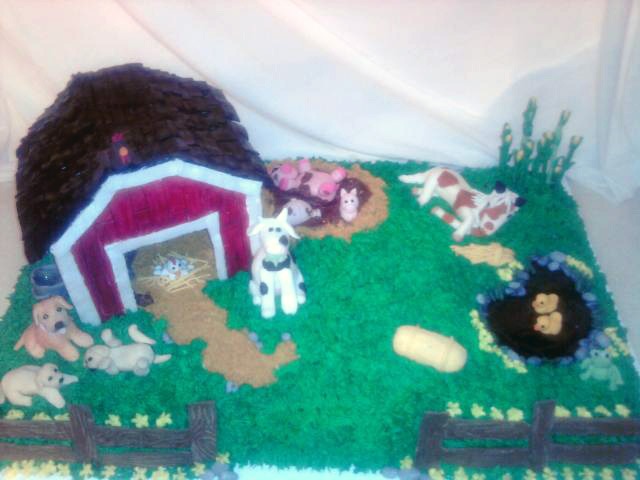 TN Fair cake entry by Ashlee41988 on deviantART