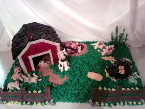 Cake Art In Elizabethton Tn : TN Fair cake entry_7 by Ashlee41988 on deviantART
