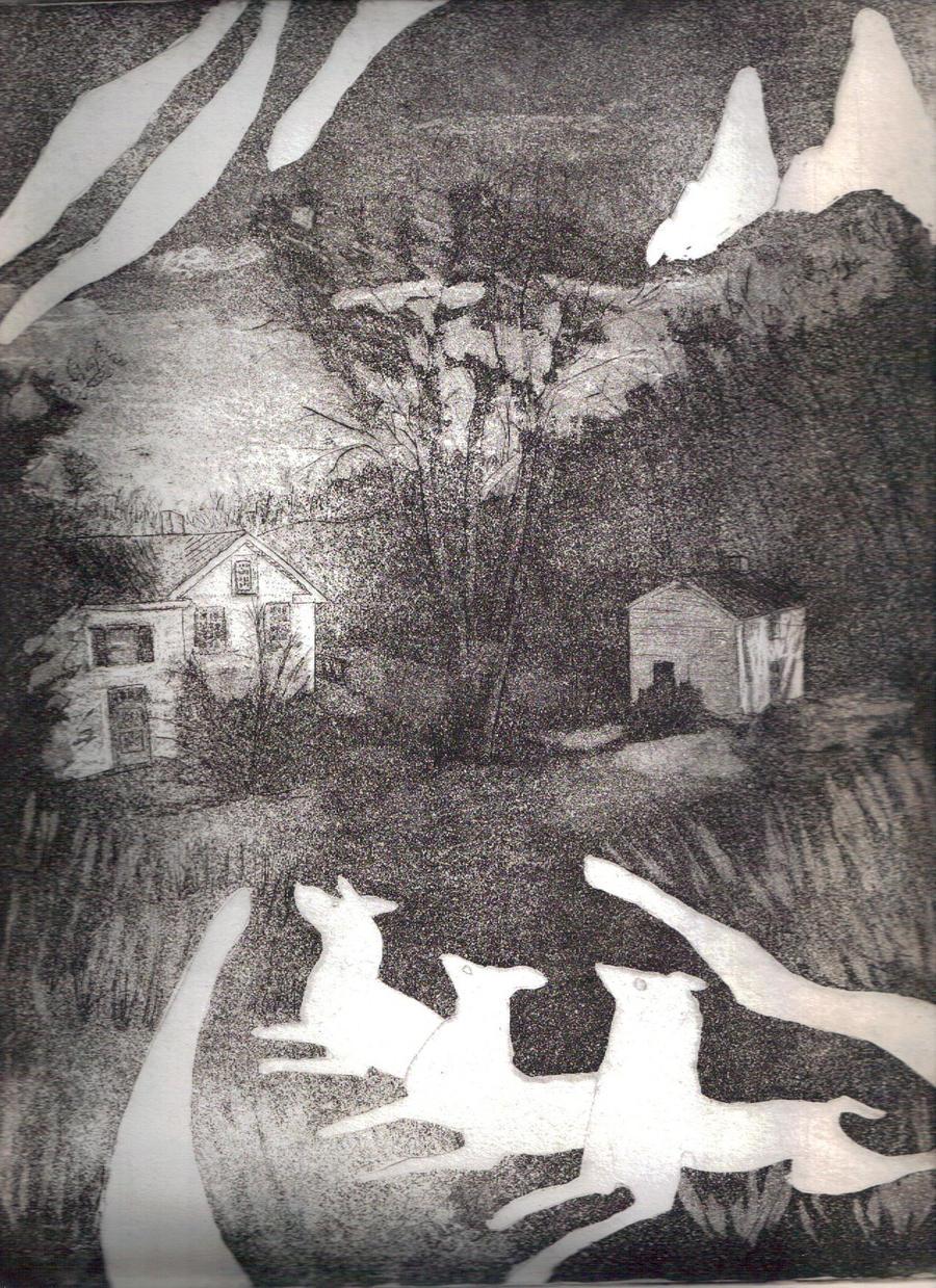 Ghosts by emi-esp