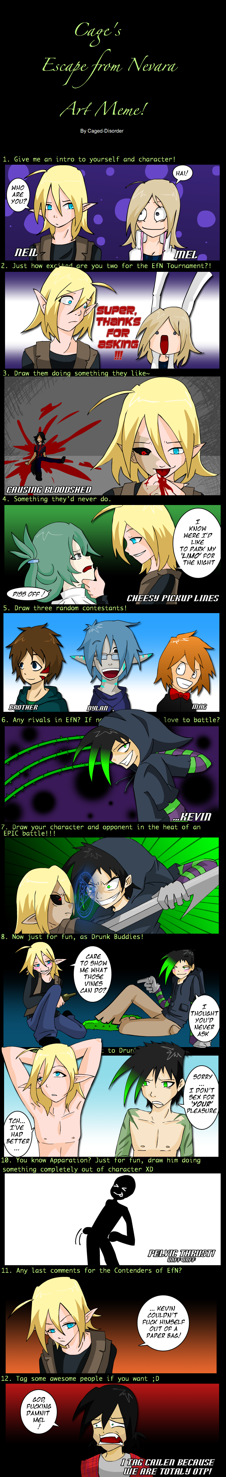 EFN Meme by kaitoiscool
