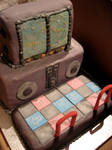 DDR machine cake, no. 2
