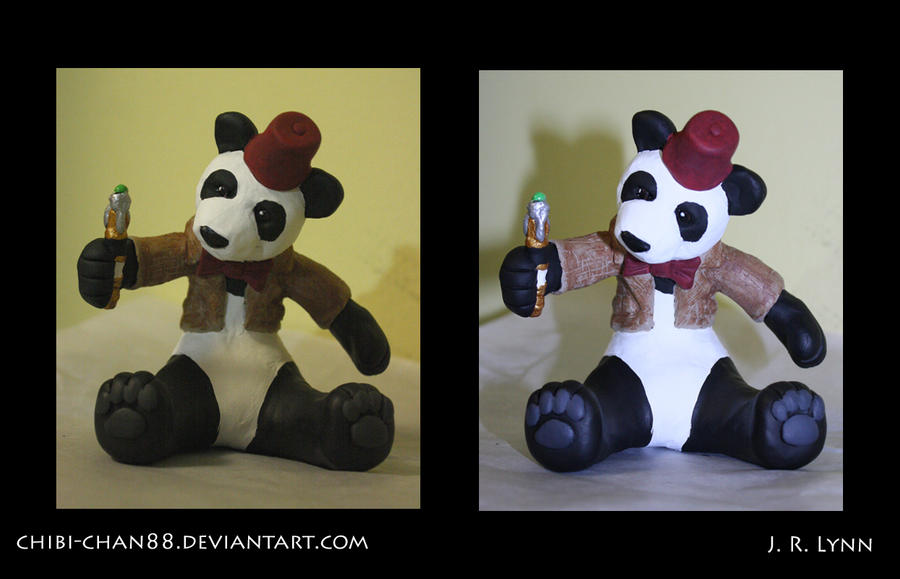 Panda Who by Chibi-chan88
