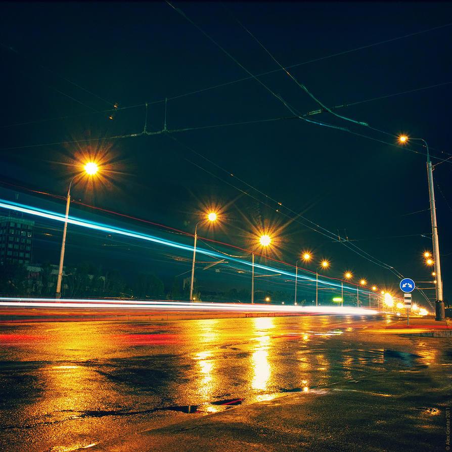 Toxic Nightly Kharkov. 127246 by AlexGontar