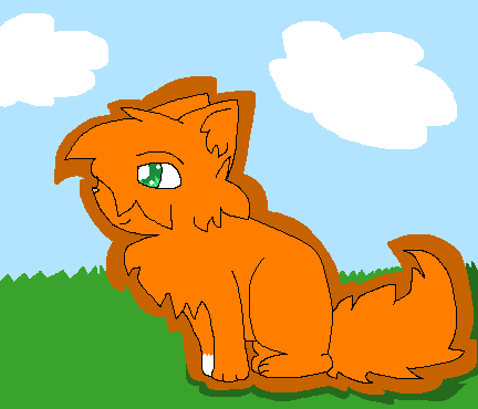 Squirrelpaw and leafpaw