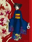 Remix :: Kazumi for AlphaCow by burloire