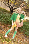 Cosplay: Viera Green Mage