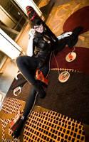 Cosplay: Bayonetta by burloire