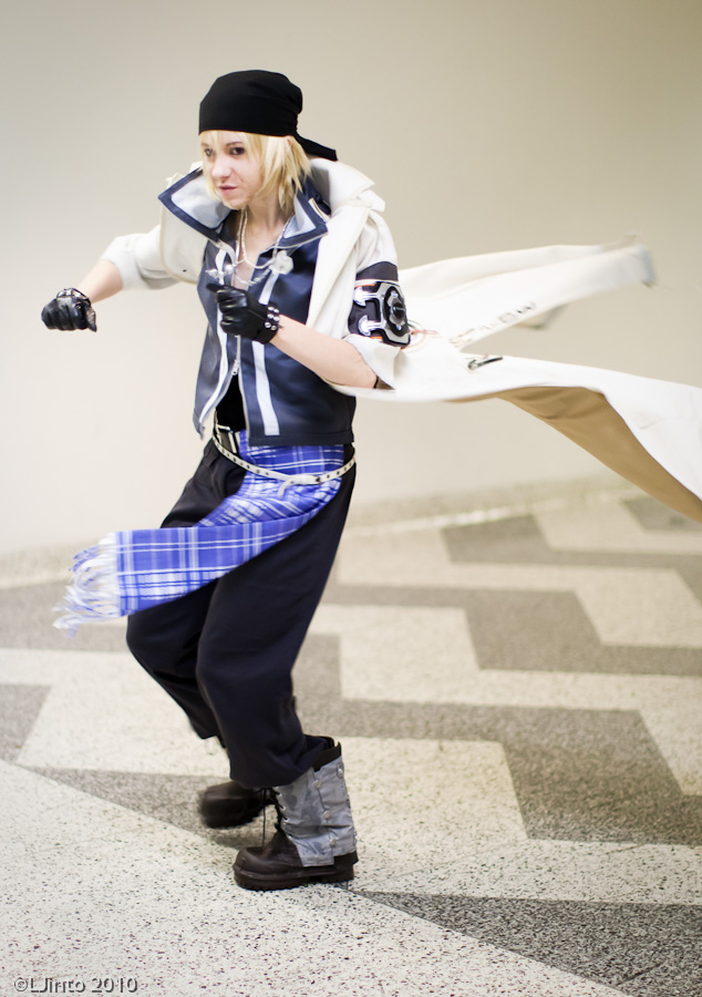 Fanime: PUNCH YO LIGHTS OUT by burloire