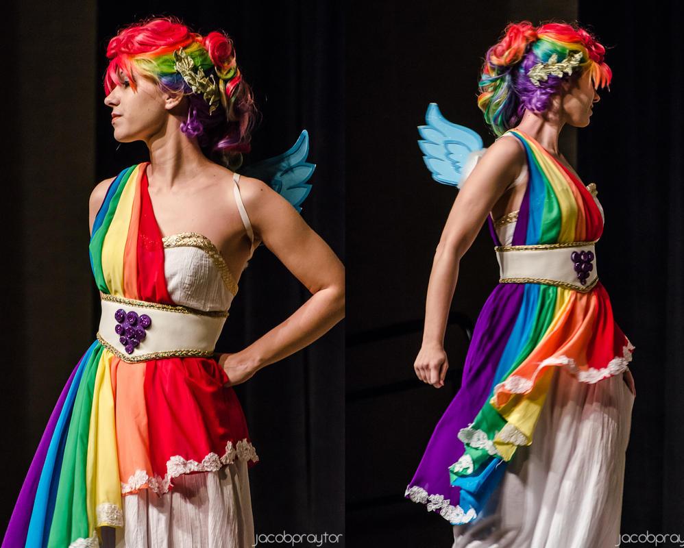 D*C: RainbowDash Preview by burloire