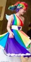 DC: Rainbow Twirl