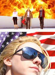 RESONANCE OF AMERICA by burloire