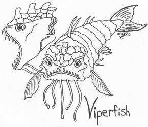 Alien species: Viperfish