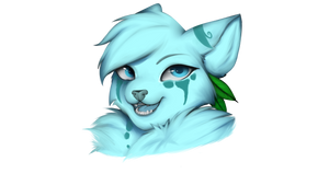 .:Comission:. to MintyCatwolfDA by Sacred-Heartt