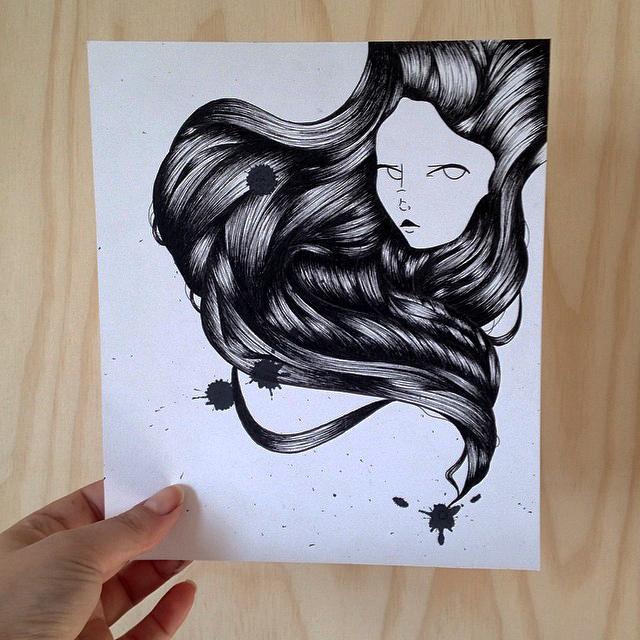 Inkdrop01 by CourtneyLynnWashburn