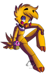 Toy Chica (collab)