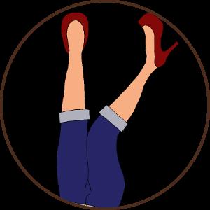 girl's legs by blackberryLollipop