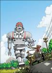 Professor Kettlewell's Robot