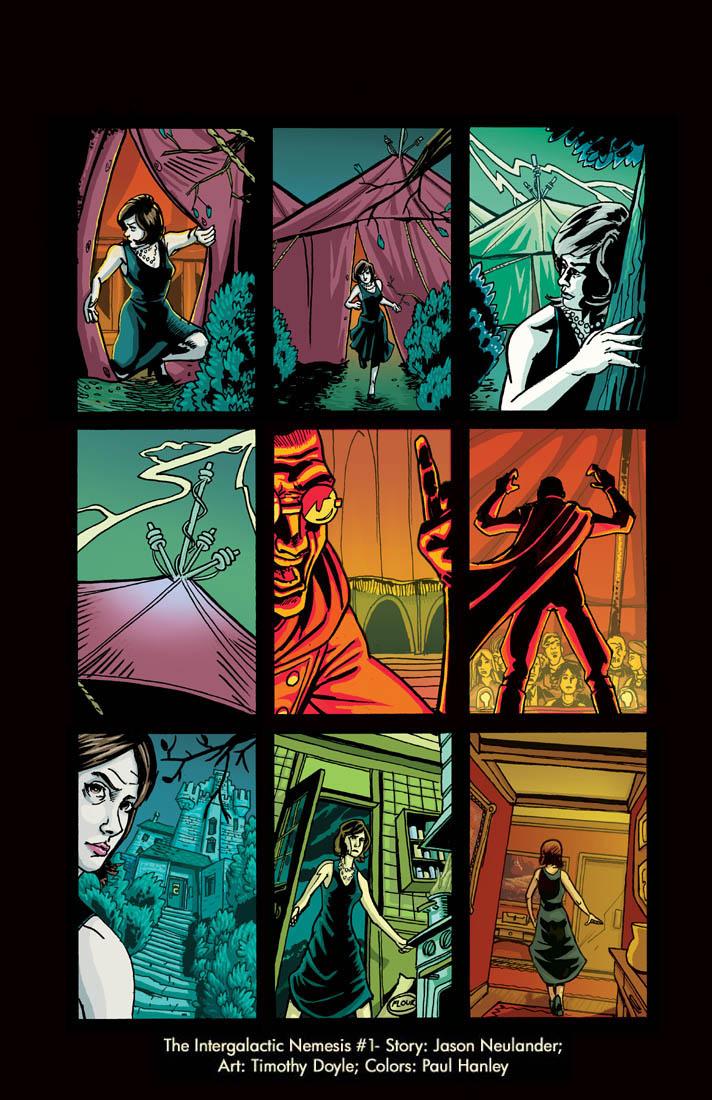 Intergalactic Nemesis, pg 18 by PaulHanley