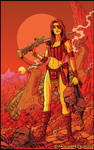 The Time War- Leela