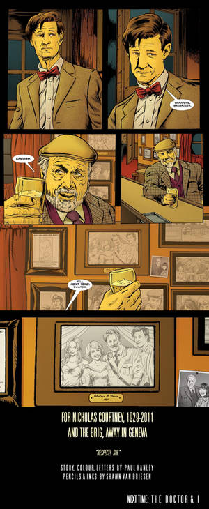 Doctor Who: Fade Away pg 9