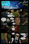 The Doctor and I- comic page 1