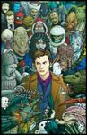 David Tennant- Rogues' Gallery