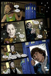 The Doctor and I- comic page 2
