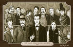 The Baker Street Justice Society