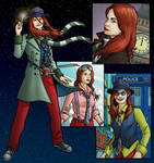 Ruth Wilson as The Doctor