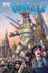 Godzilla Rulers of Earth issue 15
