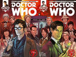 DOCTOR WHO #1 from Titan Comics