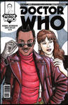 Sketch Cover- Lenny Henry as the Doctor