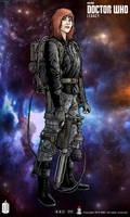 Doctor Who Legacy- Cinder
