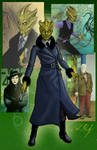 The Silurian Doctor