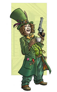 The Mad Hatter (Jervis Tetch)