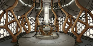 The War Doctor's TARDIS