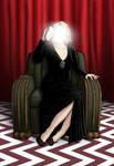 TWIN PEAKS- Laura Palmer (Black Lodge)