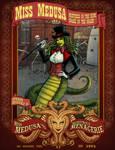 Miss Medusa by PaulHanley
