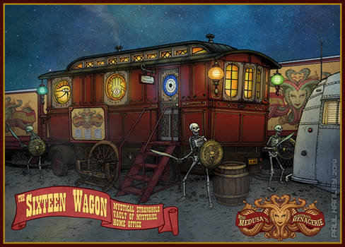 The Sixteen Wagon
