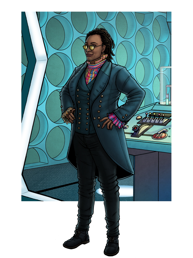 The Doctor (Fugitive of the Judoon)