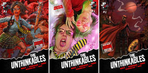 UNTHINKABLES #1 Cover Gallery