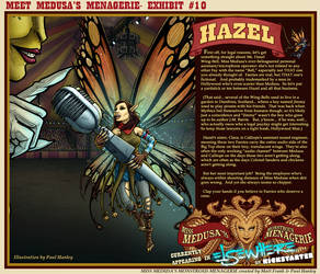 Meet Medusa's Menagerie: Hazel