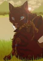 WARRIOR CATS: Blood will spill Blood by DarkmoonX-1Yb