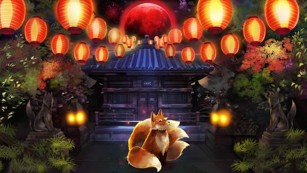 Hekuta kun's fox