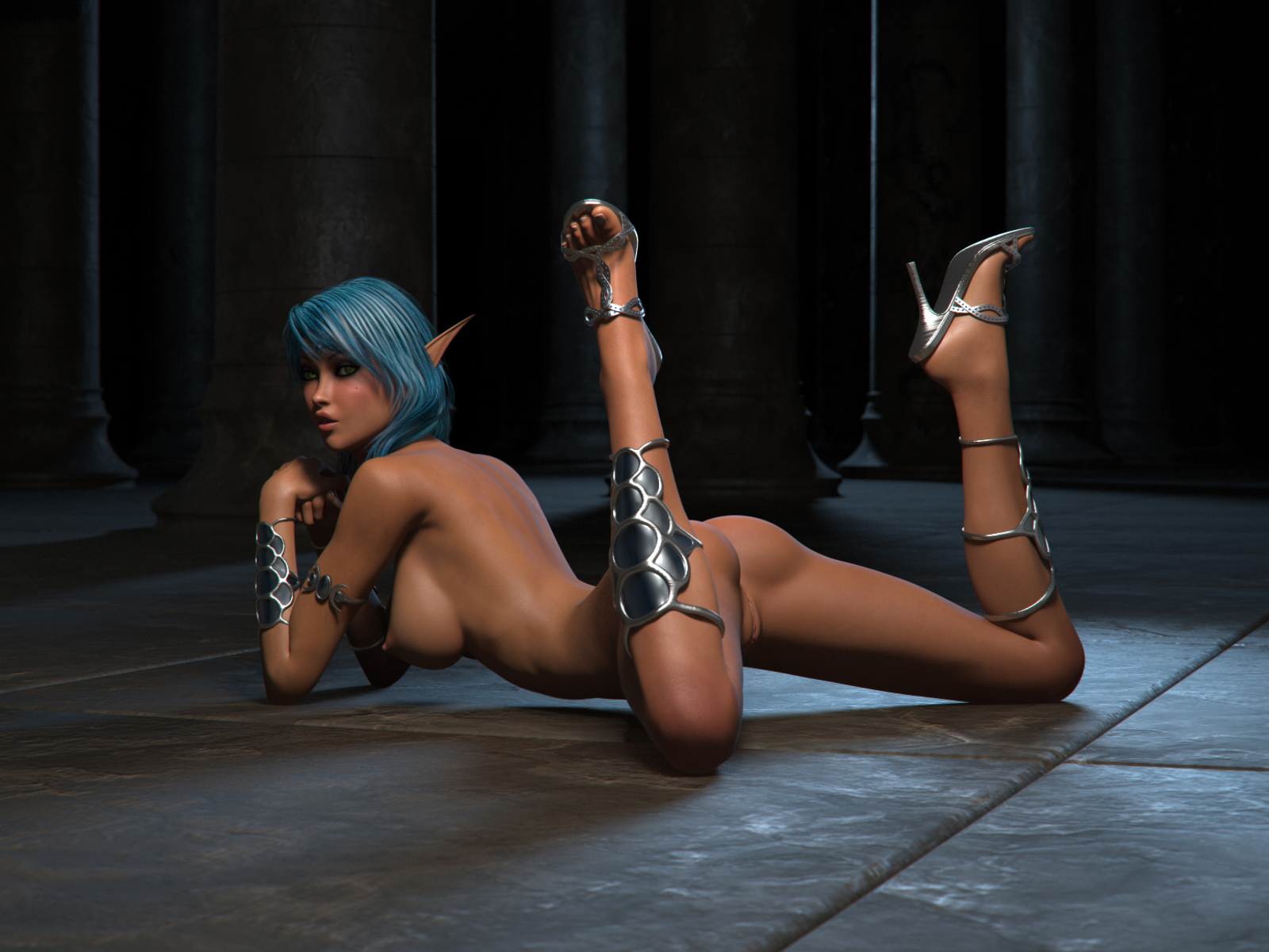 3d amazon babe pics erotic comic