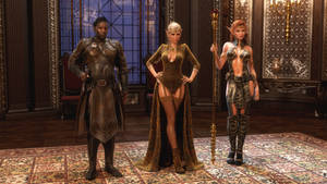 Elven Desires 4 Concept 3 by HitmanX3Z