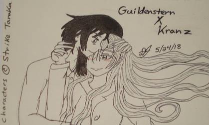 Servamp - Guildenstern x Kranz by KehXKeova
