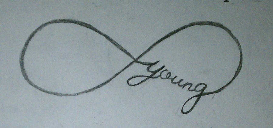 Forever young tattoo by sweetmidnytekiss on deviantart for Forever young in japanese tattoo