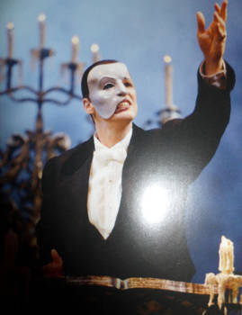 Photo of Photo of Phantom